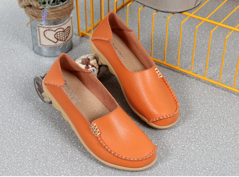 AH912 (5) women's loafers shoe