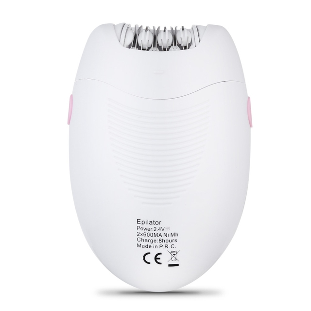 2 in 1 Floral Design Wirelss Epilator