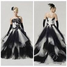 Crockoonboo Custom Robe De Mariee Tulle Wedding Dress