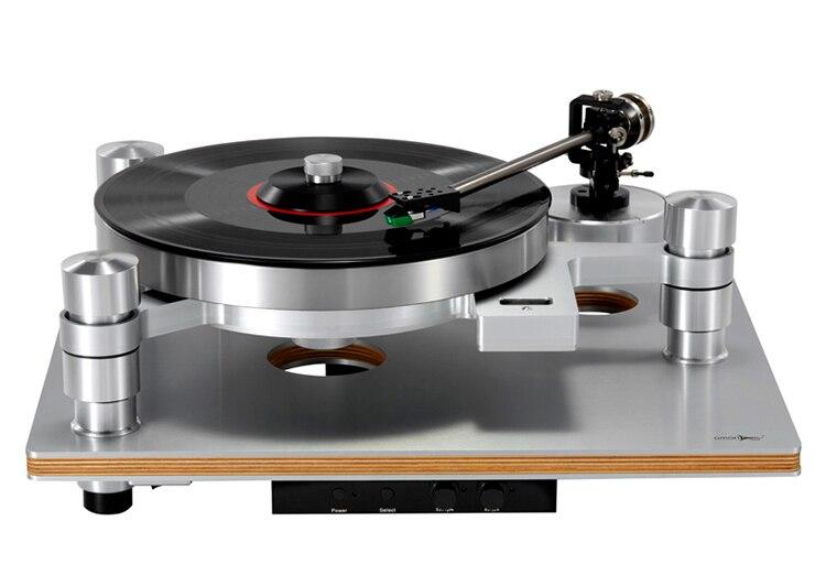Platine vinyle lecteur LP-16s suspension magnétique platine PHONO avec bras de tonalité cartouche phono record ville régulateur de vitesse