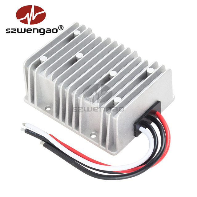48v To 12v 10a 20a 30a Step Down Dc Converter Regulator 48 Volt 12 Golf Cart Voltage Reducer With Ce Rohs In Inverters Converters From Home
