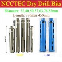 32 40 50 57 63 76 83mm Crown Diamond DRY Drilling Bits Professional Concrete Brick Wall