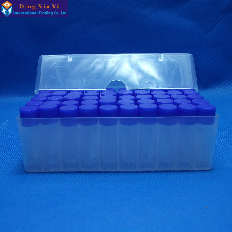 1.8ML / 50 vents caja de tubo de congelación + 50pcs tubo de - Escuela y materiales educativos