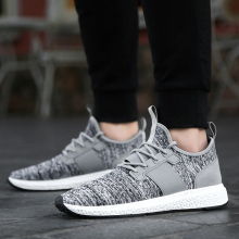 Men Casual Shoes Brand Men Shoes Men Sneakers Flats Slip On Mesh Loafers