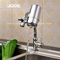 JOOE torneira filtro de água purificador de água para uso doméstico filtro de agua 8 camada de compósito torneira filtro de torneira da cozinha acessórios