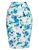 Gracia Karin Algodón Polka Dot Lápiz Floral 50 s falda de la vendimia 2016 de Las Mujeres Plisado Midi Skater Faldas Círculo Saia Femininas oficina