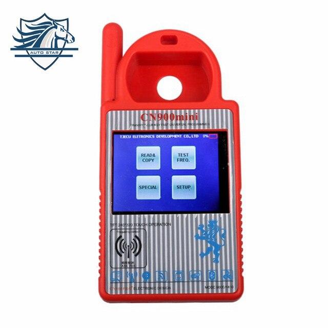 Top Novo Mini Alta Qualidade CN900 Combinar 46, 4D, G Funciona Melhor Do Que CN-900 CN 900 Mini Auto Transponder programador chave Inteligente