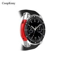 Coopkony Android 5,1 Смарт часы Wi Fi 3g gps Smartwatch 1,3 дюйма вызова смартфон часы BT 4,0 Носимых устройств для IOS Andriod