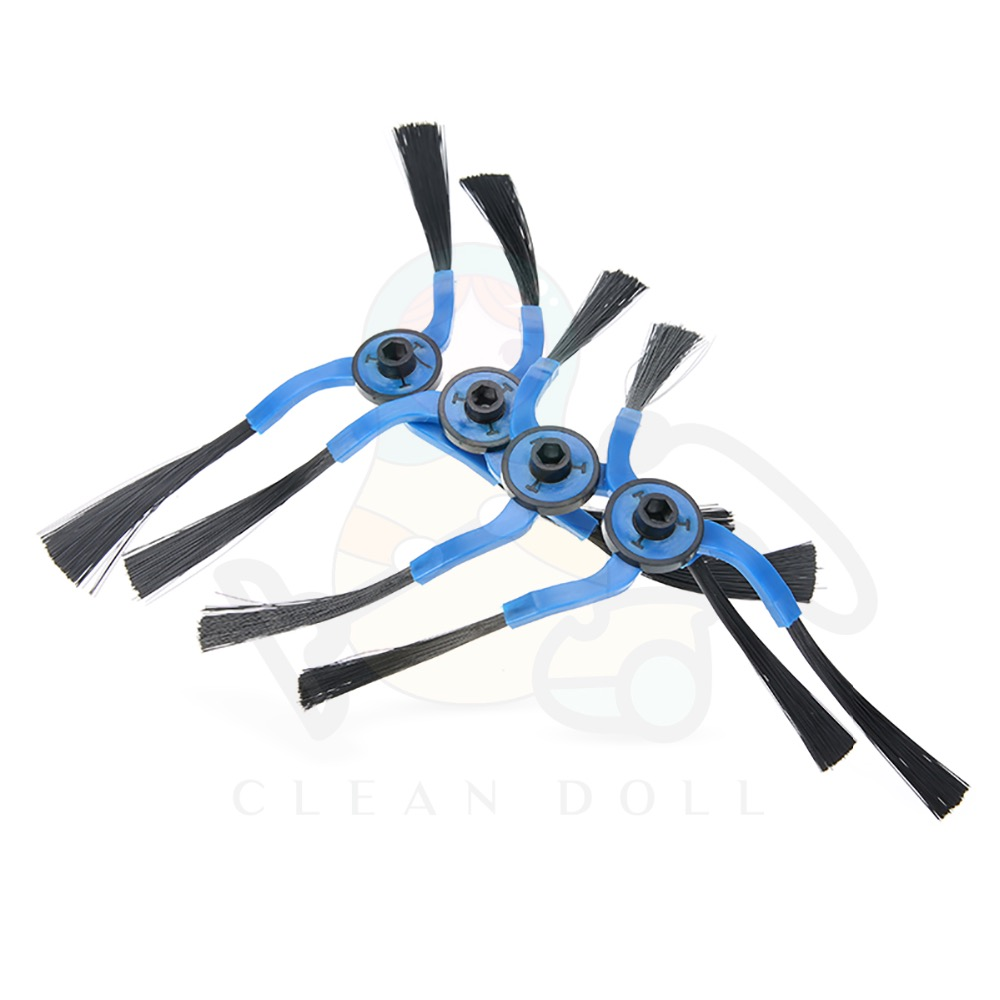5 pair /Pack replacement side brush for Samsung Navibot SR8730 SR8750 SR8824 Cleaner Side Brush 5 pair pack replacement 3 arms side brush for samsung navibot vacuum cleaner