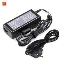"""19v 3.42a carregador de fonte de alimentação, para # """"jbl"""" xtreme alto falante portátil 65w 19v 3a ac adaptador dc com cabo ac"""