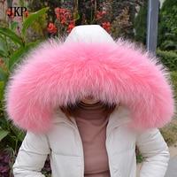 7 Colors Natural Real Raccoon Fur Collar Womens 100 Fur Collar Real Fur Shawl Raccoon Collar
