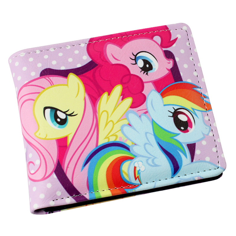 My Little Pony Brony Wallet Youth Personality Animated