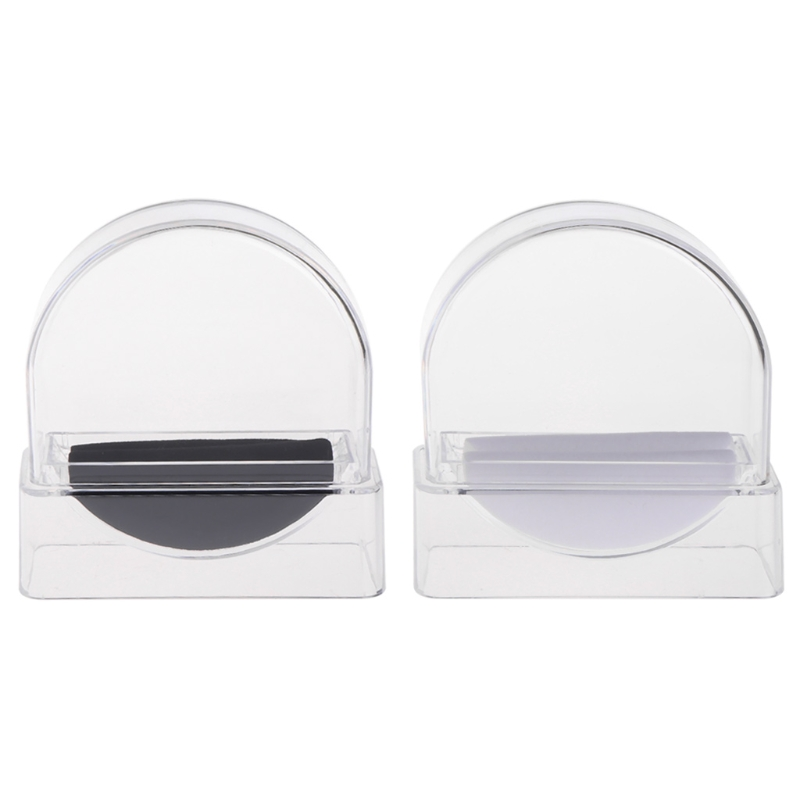Jewelry Shelf Bangle Ear Studs Ring Display Acrylic Transparent Showcase Storage