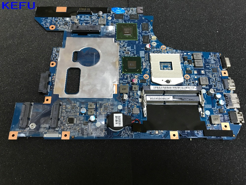KEFU NEW  48.4PA01.021 LZ57 MB FREE SHIPPING Laptop motherboard  suitable for Lenovo V570 NOTEBOOK PC GT540M 2GB COMPARE PLEASE order new 48 4pa01 021 free shipping laptop motherboard for lenovo v570 notebook pc video 540m 2gb compare before order