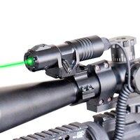 Military Waterproof Green Laser Pointer Working Mode Adjustable LS L7 1 Rifle AR15 AK47 Laser Scope