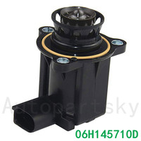 for Audi for Volkswagen Car Turbo Turbocharger Cut Off Bypass Air Infection Diverter Valve Part# 06H145710D 06F145710G 701830130
