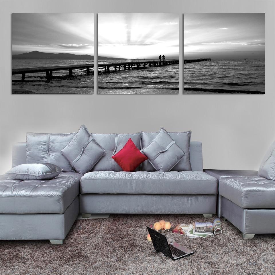 Aliexpress.com : Buy 3 Piece Canvas Picture Home Decor