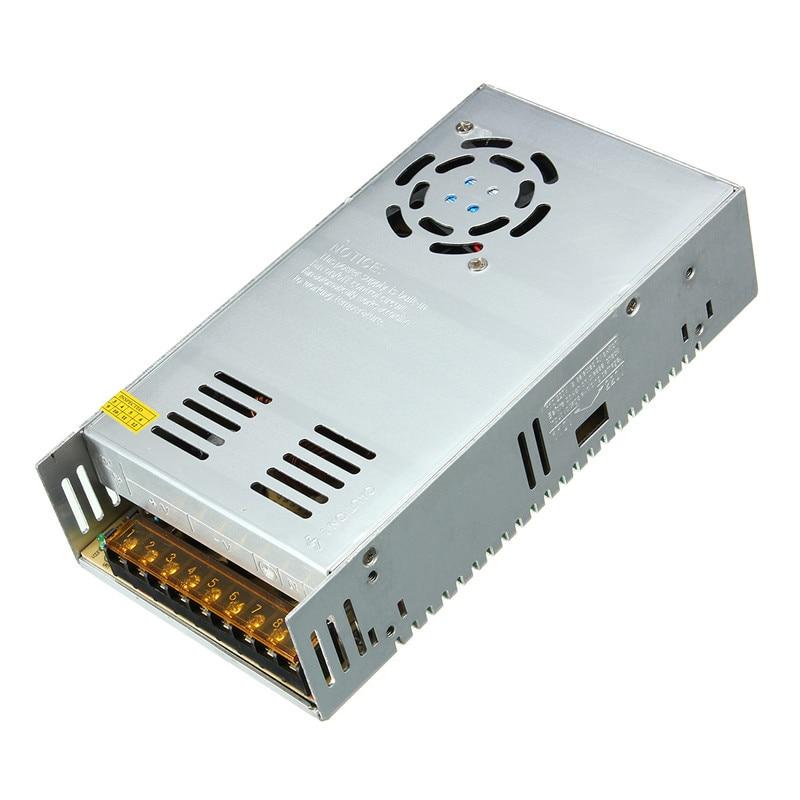 AC 110V-220V To DC 36V 400W 11A Switch Power Supply Driver Adapter For LED Strip Lighting For Transformers Top Quality 1pcs all metal power ac110v 220v to dc12v led strip power ac dc adapter 12v 30a 360w switch power supply for 3d printer