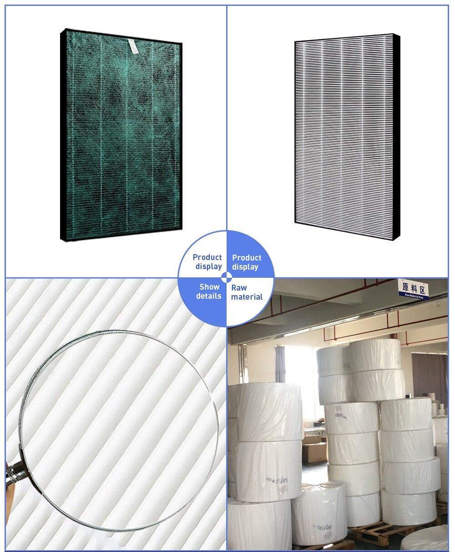 Собирать пыль, формальдегида hepa фильтр FZ-380HFS для очиститель воздуха sharp часть KC-W380SW-W KC-C150SW