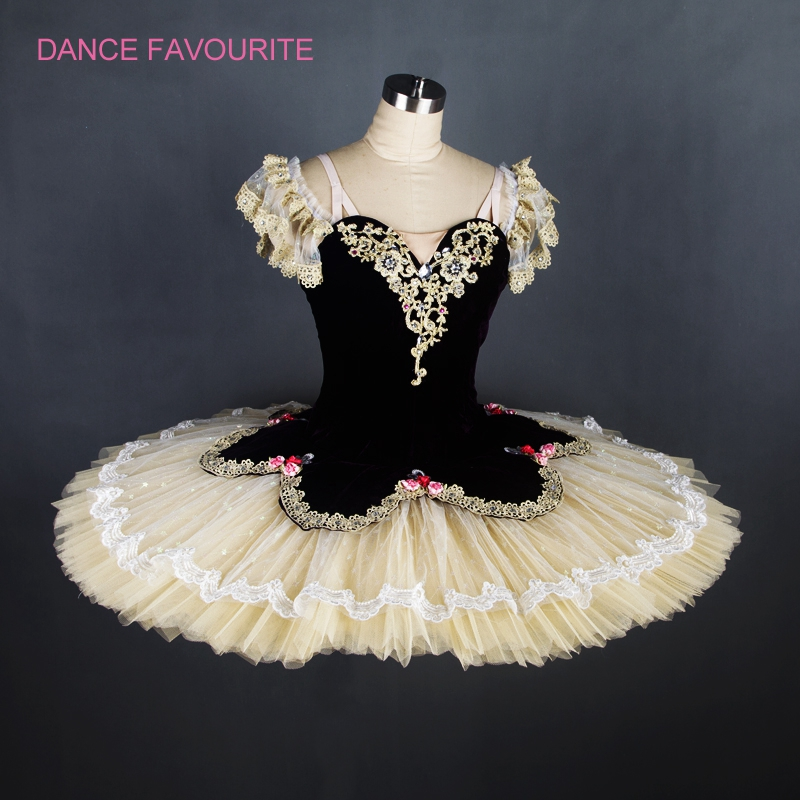 Tailor-made professional ballet tutu Girl & Women stage performance ballet costume ballerina dance tutu