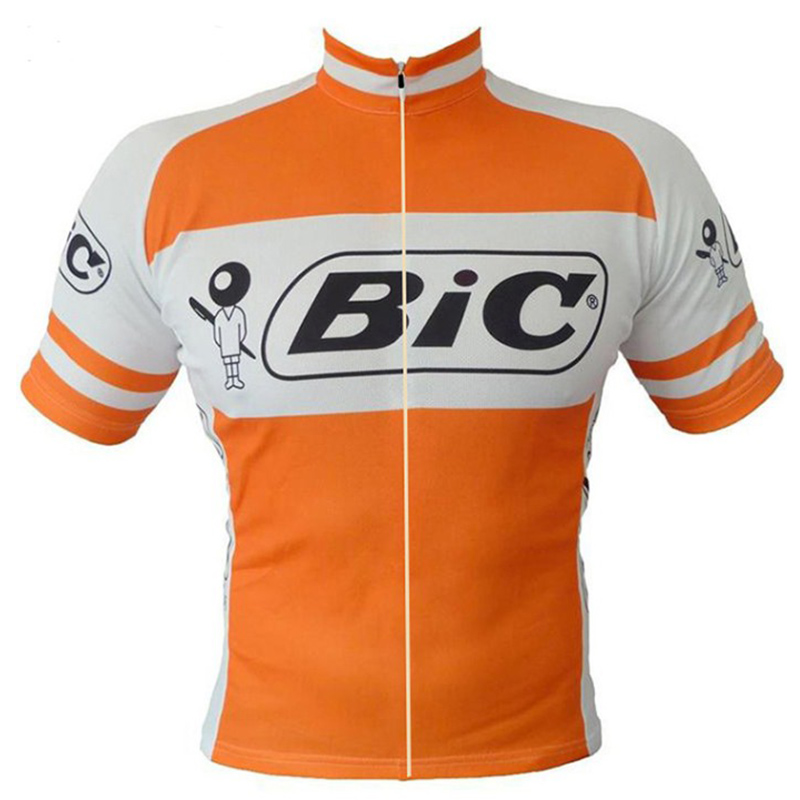 Hot Men Cycling Jersey Team MTB Road Bicycle Clothing Ropa Ciclismo Bike Wear Clothes BIC Short Sleeve Maillot CiclismoHot Men Cycling Jersey Team MTB Road Bicycle Clothing Ropa Ciclismo Bike Wear Clothes BIC Short Sleeve Maillot Ciclismo