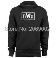 nWo Red Logo New World Order Mens & Womens Graphic Hoodies Sweatshirts
