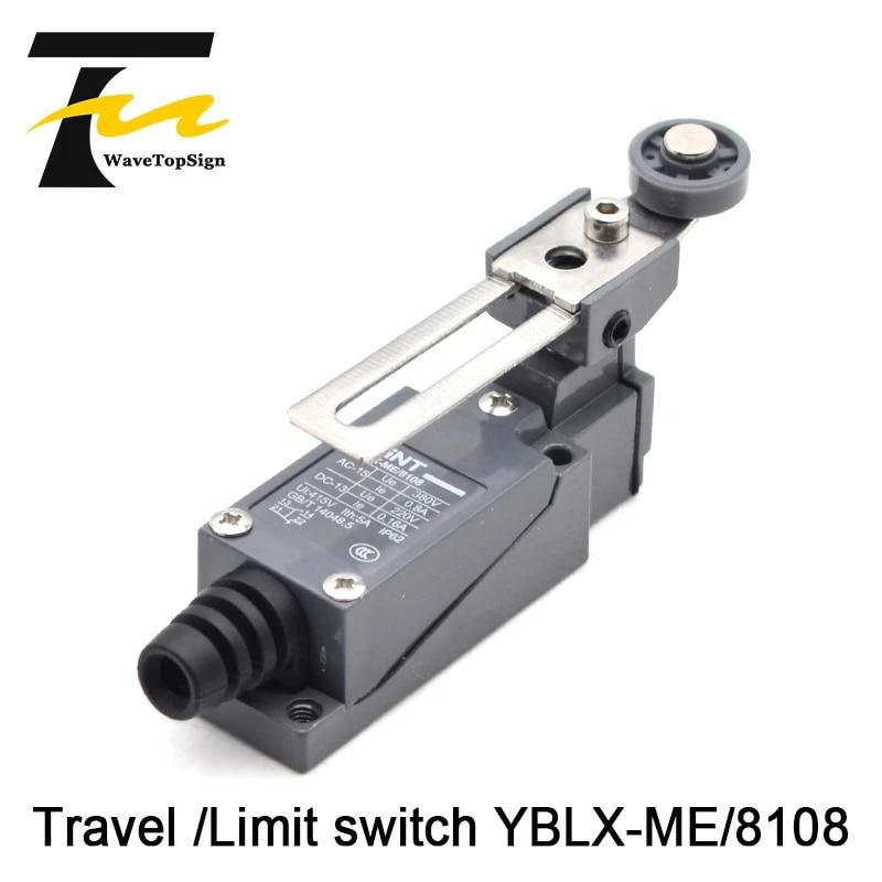 Limit Switch YBLX-ME-8108 Self Reset Miniature Roller Rocker Travel Limiter