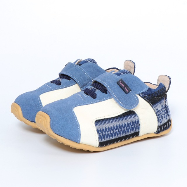 TipsieToes Brand Casual Baby Kid Toddler Barefoot Shoes Moccasins For Boy and Girls 2019 Spring Fashion Nmd Sneakers Leather 4