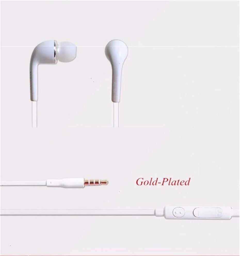S4 earphones for phone earphone with microphone (4)