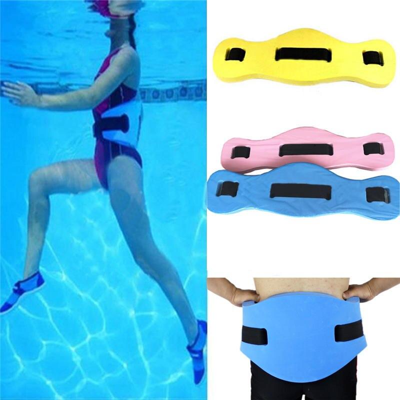 Adjustable Back Floating Foam Swimming Belt Waist Training Equipment Adult Children Tool Float Float Board Belt Safe Training