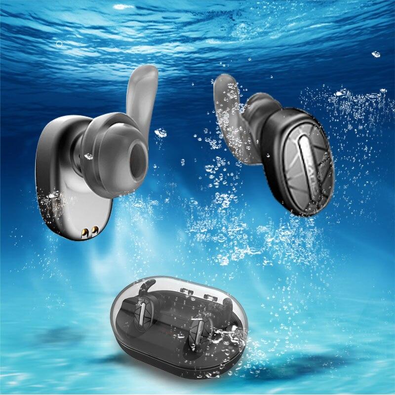 Noyazu Bluetooth 4.1 Écouteurs de Réduction Du Bruit Bluetooth Casque pour Mobile Téléphone Sans Fil Basse Sport Écouteurs Musique Casque