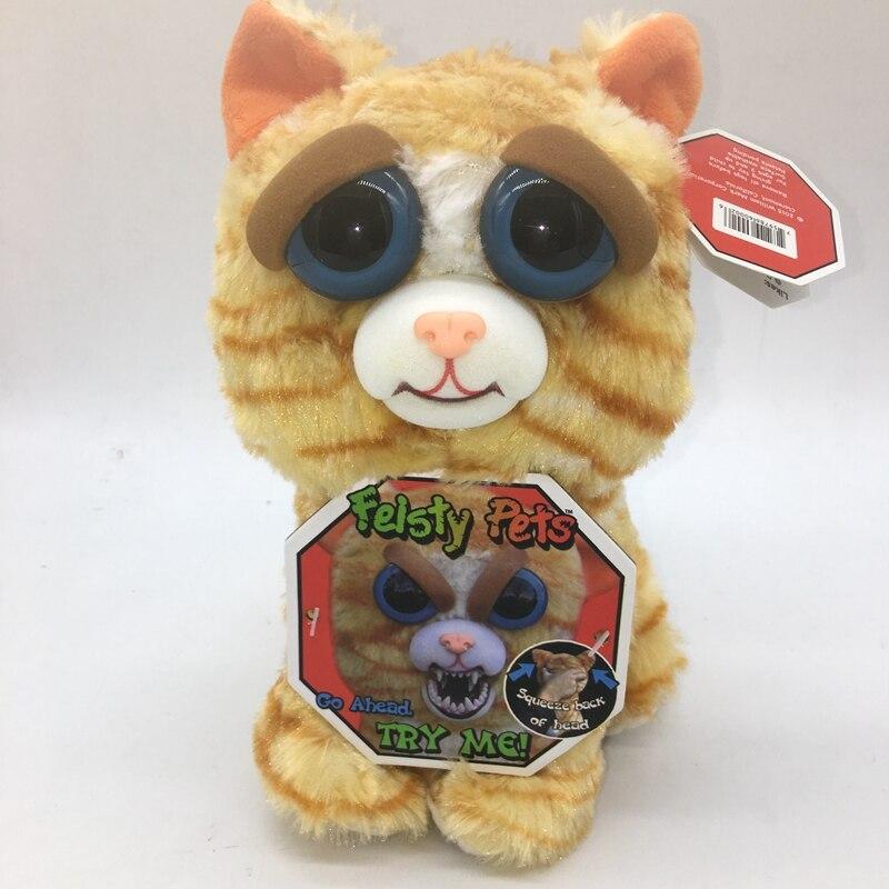 Bonecas mal-humorada de pelúcia animais de Número da Serie Mfg : Fashion