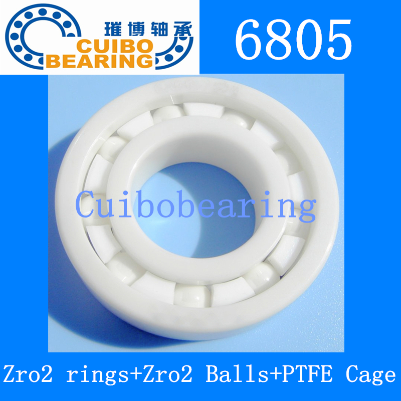 6805 full Ceramic ball bearing 25x37x7mm Zirconia ZrO2 bearings 25*37*7  6805CE 3 in 1 portable baby playpen children kids ball pool foldable pop up play tent tunnel play house hut indoor outdoor toys fancing