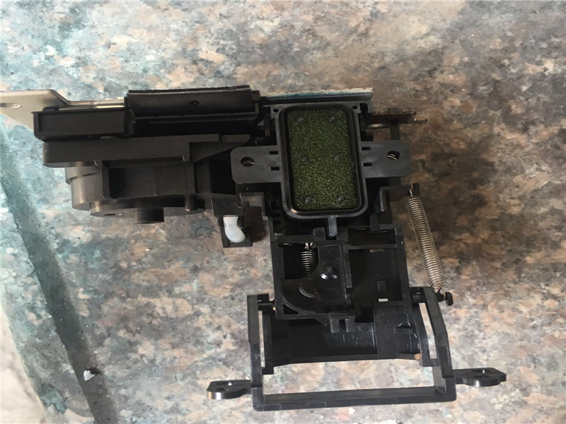 Tear down Pump unit assembly for Epson Stylus Photo 1290 printer for Cleaning unit