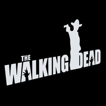 The Walking Dead Styling Sticker For Cars & Wall