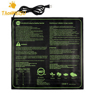 IP67 Waterproof Fish Tank Heat Mat Turtle Snake Lizard Frog Spider Plant Constant Temperature Heat Pad Electric Mat 1pcs