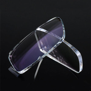 Image 5 - חדש 1.61 עדשות ראייה אחת עבור גברים ונשים ברור אופטי עדשת חזון יחידה HMC, EMI אספריים אנטי UV