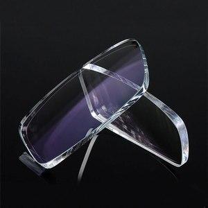 Image 5 - Nuevo 1,61 lentes de visión única para hombres y mujeres lente de visión única óptica transparente HMC, EMI asférico Anti UV
