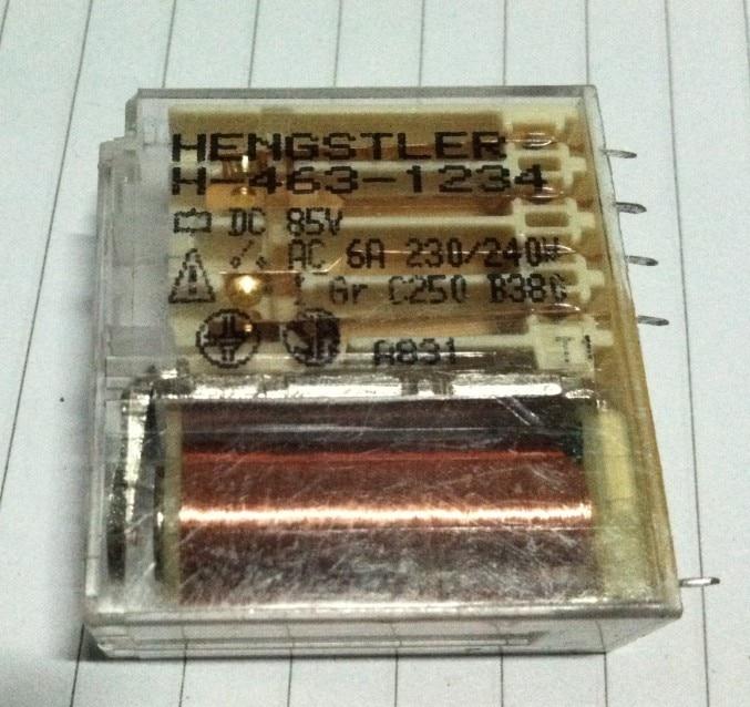 Relay H-463-1234 85VDC