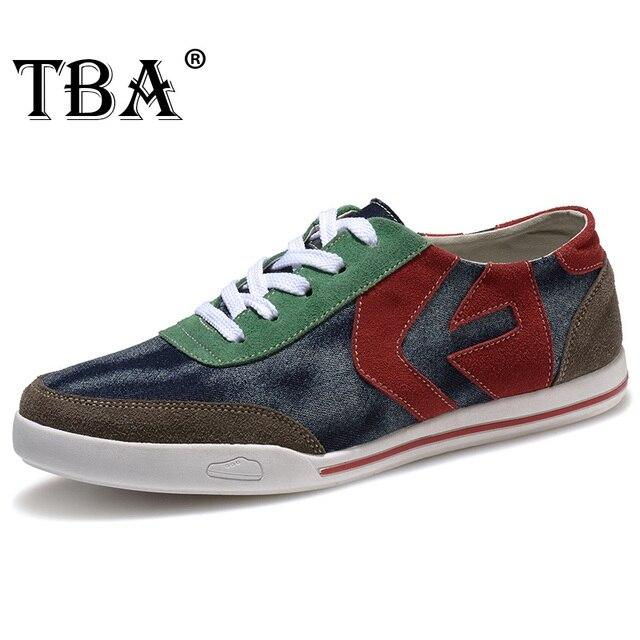 ead92f5187254 Lienzo zapatos de deporte planas 2017 hombres balanceds Flecha patrón  zapatillas de skate zapatillas de skate