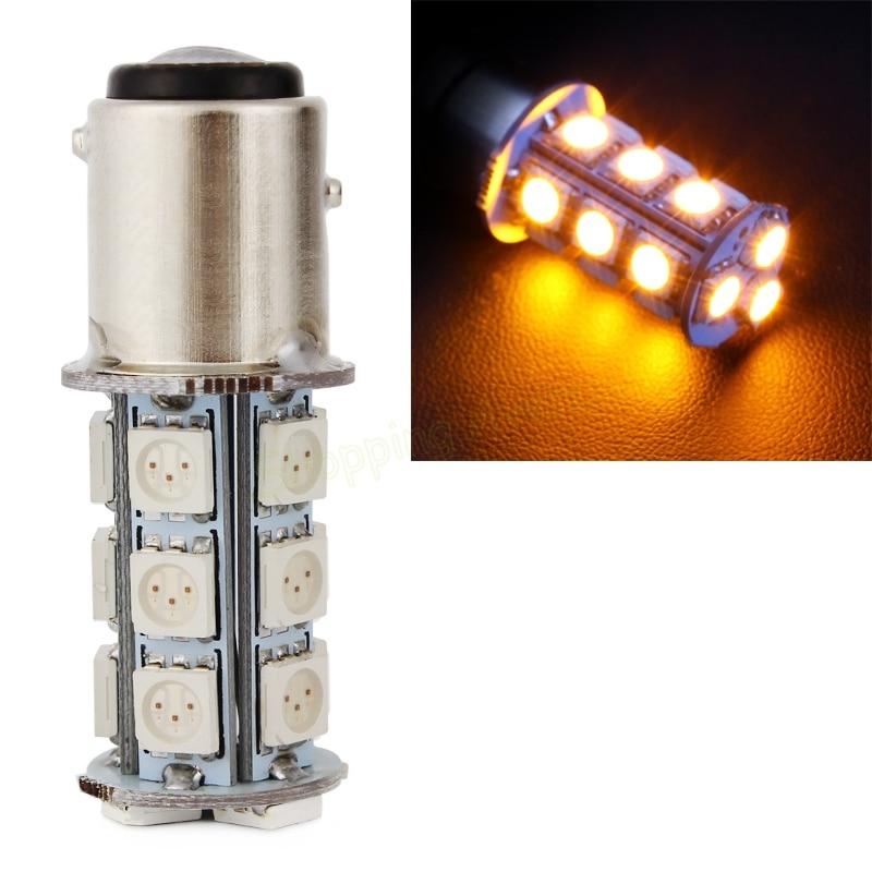 2pcs/lot BA15S 1157 Car Turn Signal Lights 5050 SMD 18 LED Auto Tail Brake Stop Lamp Bulbs DC 12V Light Source Car Styling maiwo k8f sas aluminum alloy 2 5 3 5 sata external hard drive enclosure silver