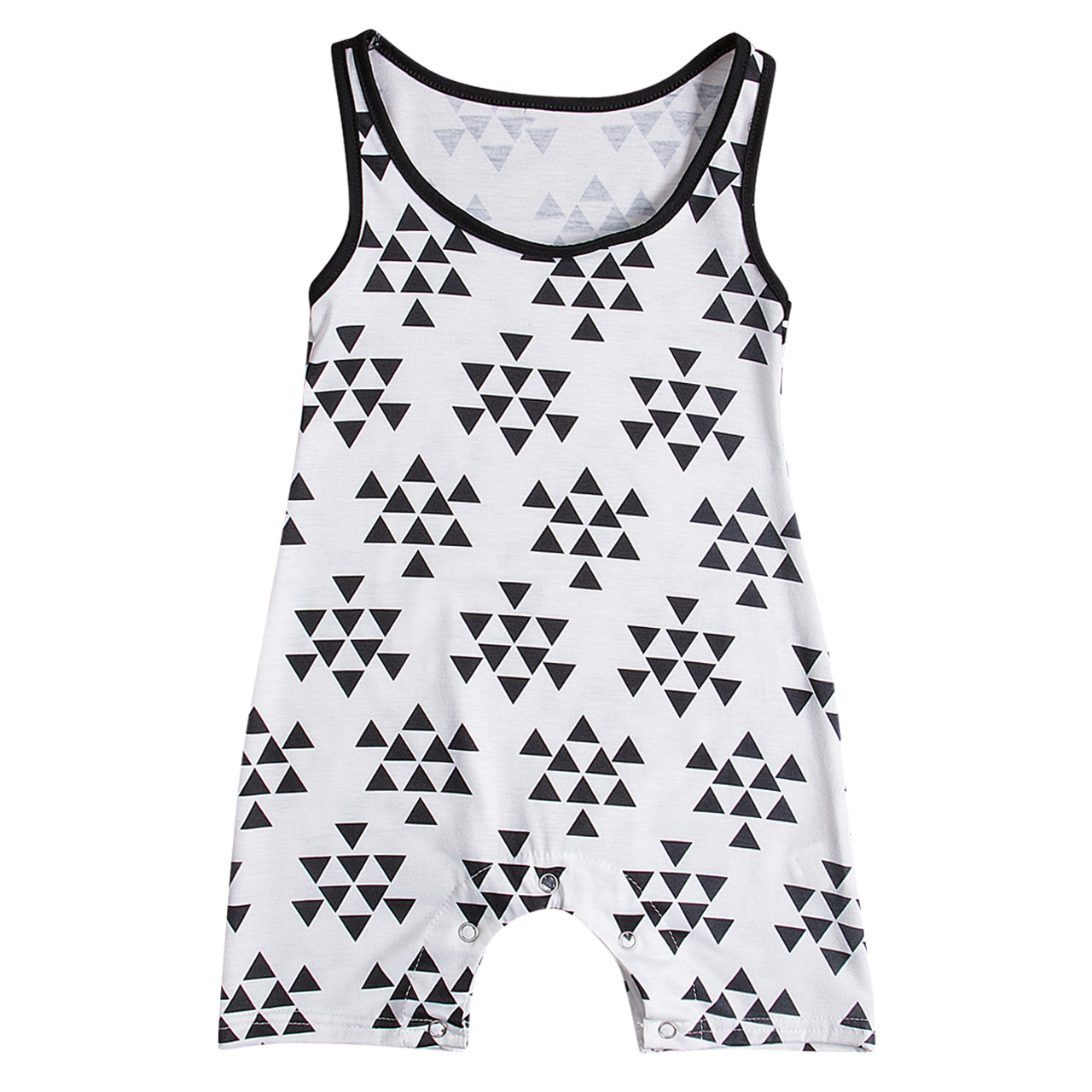 Newborn Baby Boy Clothes Print Sleeveless Romper Jumpsuit Toddler Boys Summer Cotton Sunsuit Outfit new arrival boy costumes rompers cotton newborn infant baby boys romper jumpsuit sunsuit clothes outfits