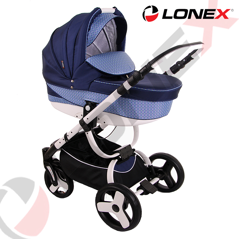цена Sanremo POLAND Stroller Baby Stroller for winter Poland 2 in 1 LONEX Russia Free deliver from Russia онлайн в 2017 году