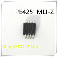 NEW 10PCS/LOT PE4251 4251 PE4251MLI-Z MSOP-8 IC