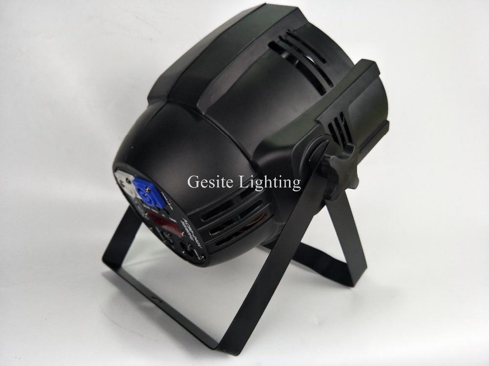 cob led par luz RGBWA para estágio