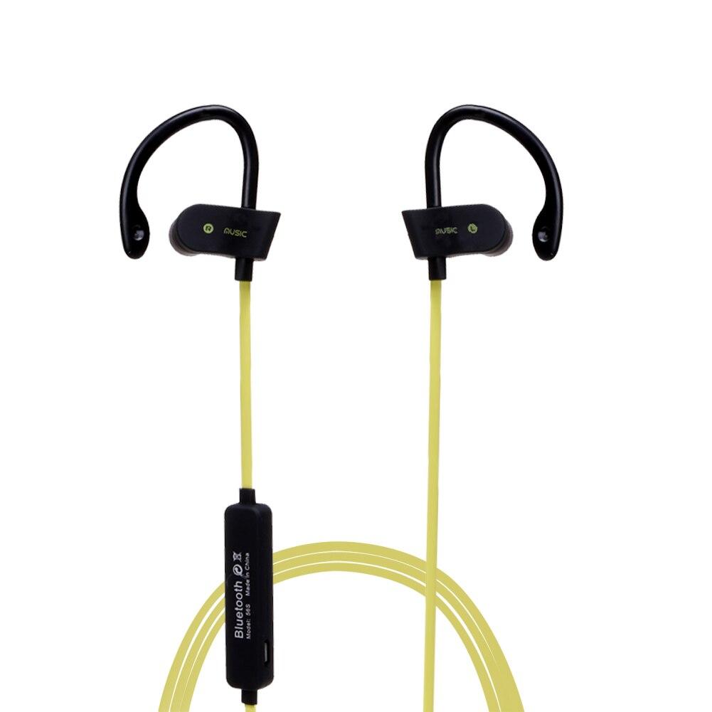 все цены на  Hot Wireless Stereo Earphone Headphone Sport Bluetooth V4.1 Headset With Microphone Plugs For Iphone Samsung LG Xiaomi ipad PC  онлайн
