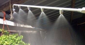 NuoNuoWell Pesticiden Saving Nozzle Ultra Fijne Nevel Sprinkler Rvs Fruit Boom Spuit Irrigatie Fittings Hoge Kwal