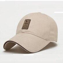 EDIKO And Golf Logo Cotton Baseball Cap Sports Golf Snapback Outdoor Simple Solid Hats For Men Bone Gorras Casquette Chapeu