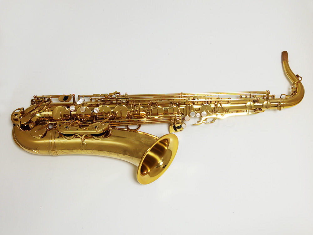 Professional Japan YANAGISAWA T-WO10 Tenor Saxophone Gold Lacquer Sax Brass with Mouthpiece Pads Reeds Bend Neck 2018 japan yanagisawa new tenor saxophone t 992 b flat tenor saxophone gold key yanagisawa sax with accessories professionally