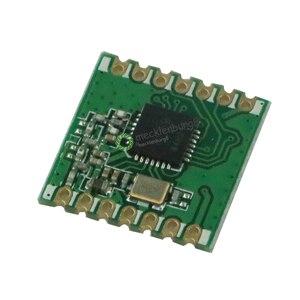 Image 2 - 5 pieces. RFM69CW Radio Module HopeRF 433 MHz Wireless Transceiver with RFM12B Compatibility